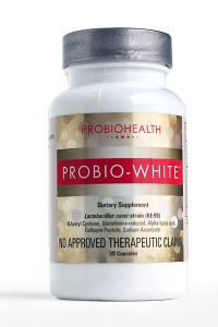Probiowhite bottle